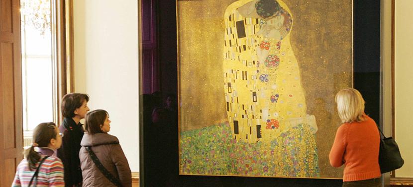 10 Cosas Que No Sabías Sobre El Beso De Klimt Salir Con Arte
