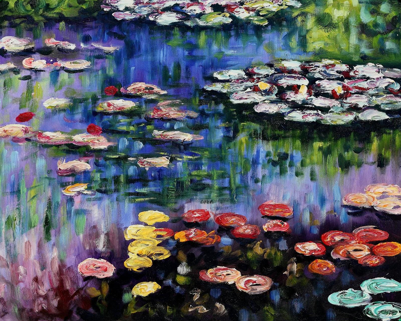 10 curiosidades sobre los 'Nenúfares' de Monet que no conocías