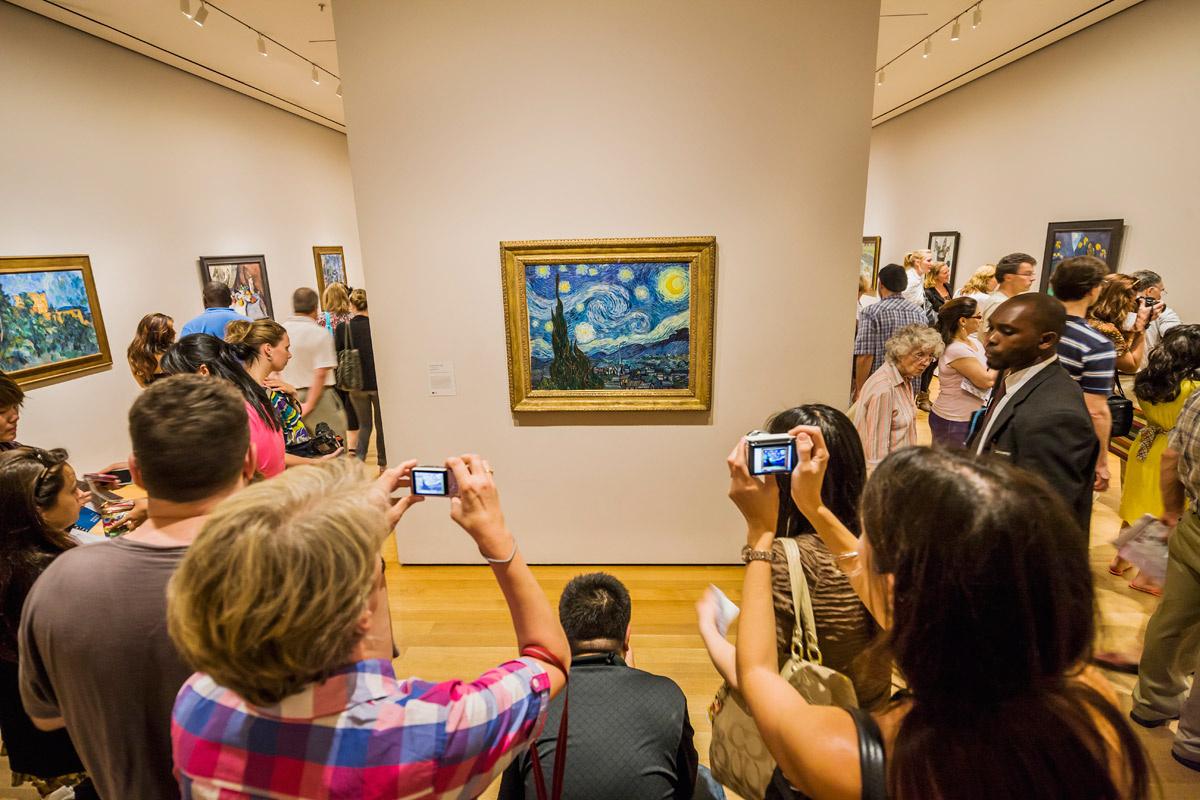 10 datos sorprendentes sobre \'La Noche Estrellada\' de Van Gogh