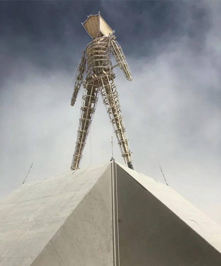 Burning Man 2018: el surrealista festival de arte en el ...