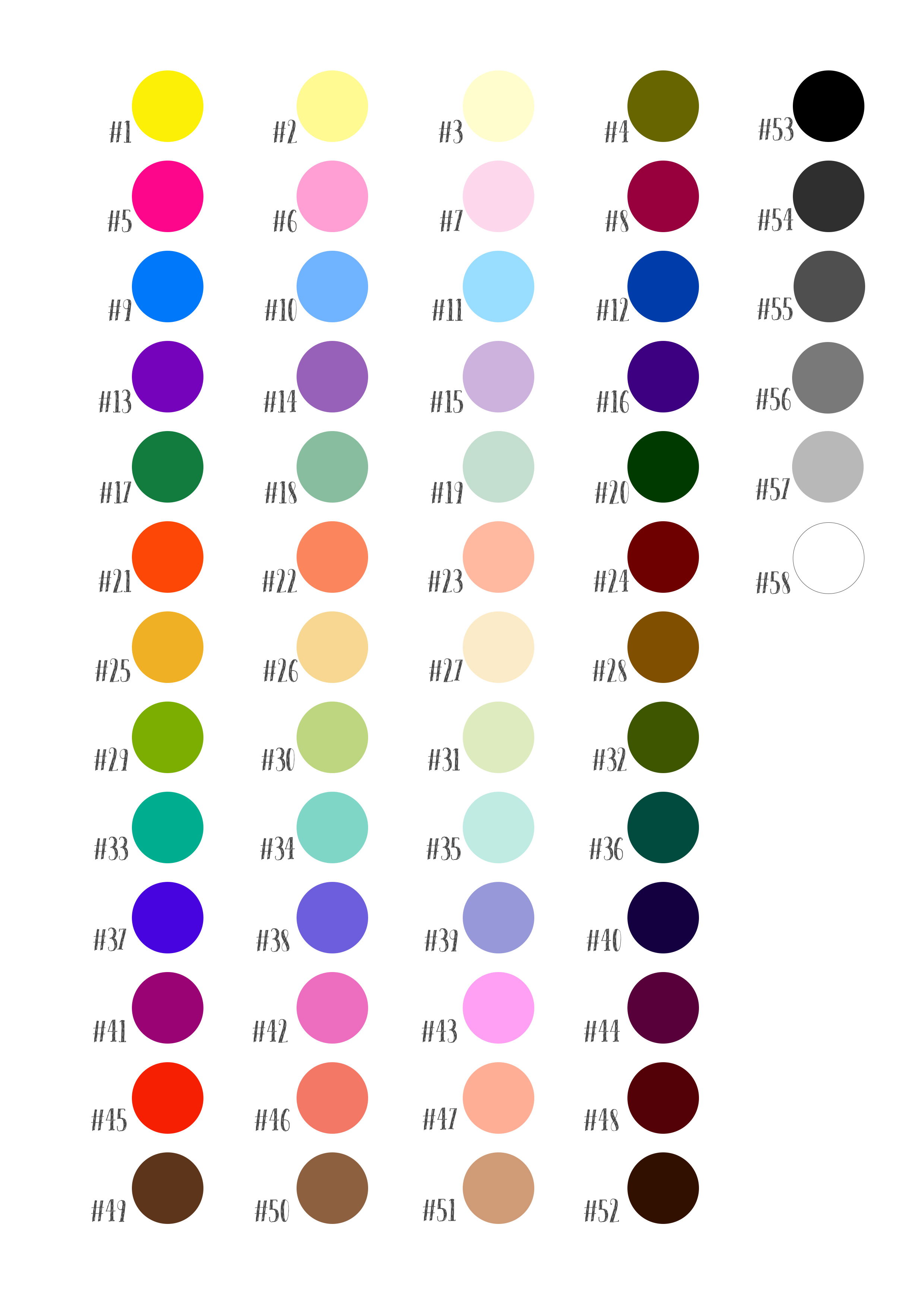 Cómo Hacer Colores Para Pintar Un Cuadro Paso A Paso
